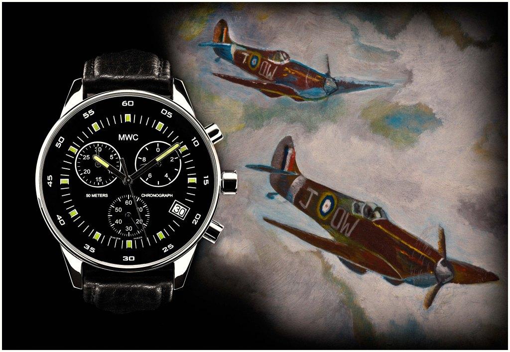 MWC Spitfires