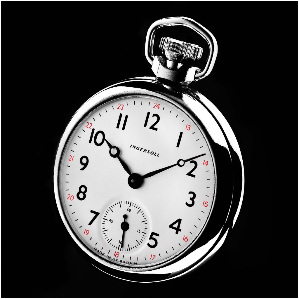 Pocket Watch#2