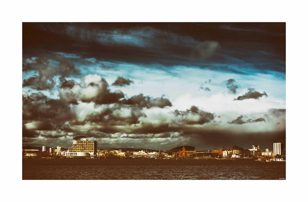 Bay Scape - Cardiff 2016 low SRGB